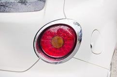 Rücklicht eines modernen Autos Stockfotos