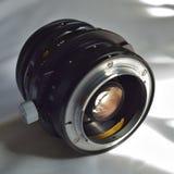 Rückseite von Nikkor-PC 35mm F2 8 NKJ Lizenzfreie Stockbilder