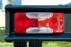 Rückseitige Leuchte Lizenzfreies Stockfoto