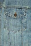 Rückseitige Tasche Jeans Lizenzfreie Stockfotos