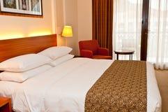 Rücksortierung-Hotelzimmer lizenzfreie stockfotos