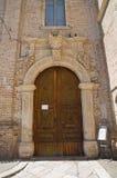 Rücksortierung Makarska San Severo Puglia Italien Lizenzfreies Stockbild