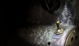 Rückspulen-Schalter Img-6043 Lizenzfreies Stockbild