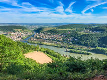 Rüdesheim Royalty Free Stock Photography