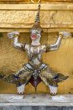 Rühren Sie die Geist-Statue Stockfotos