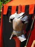 Rüstung des Ritters Stockfotos