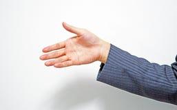 Rütteln Sie Hände Stockfotos