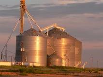 rączka rondla wschód słońca Teksas Obraz Stock