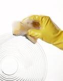 ręce 18 guma rękawiczkowa Fotografia Royalty Free