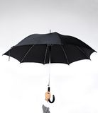 ręce parasol gospodarstwa Obraz Royalty Free