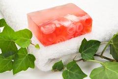 ręcznie mydła Obraz Stock
