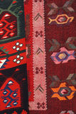 Ręcznie robiony dywanik Tradycyjny woolen ręcznie robiony dywanik Obraz Stock