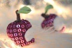 Ręcznie robiony jabłko Zdjęcie Royalty Free