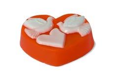 ręcznie robiony mydła Obraz Royalty Free