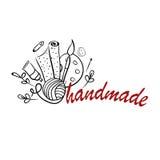 Ręcznie robiony narzędzie logo Zdjęcia Royalty Free