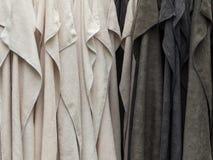 Ręczników wieszać Obraz Stock