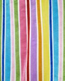 ręcznik na plaży w tle Zdjęcia Royalty Free