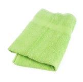 Ręcznik. ręcznik na tle Fotografia Royalty Free