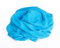 Ręcznik. ręcznik na tle Obrazy Royalty Free