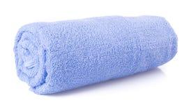 ręcznik ręcznik na tle Zdjęcie Royalty Free