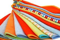 Ręczniki Fotografia Stock