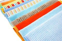 Ręczniki Zdjęcie Stock