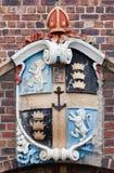 ręk przylądka kodu miasteczko Fotografia Royalty Free