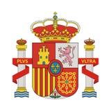 ręka żakiet Spain ilustracji