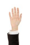 ręka bizneswoman ręka Fotografia Royalty Free