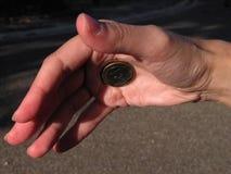 ręka magika zdjęcia royalty free