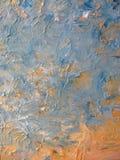 Ręka malująca sztuka Obrazy Stock