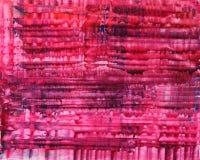 Ręka malujący akrylowy sztuki tło Zdjęcie Stock