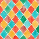 Ręka malujący akwareli tło Obraz Royalty Free
