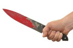 ręka nóż zdjęcia royalty free