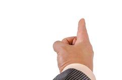Ręka, nadgarstek, palce, kciuk, phalange, odizolowywający, tło, gwóźdź, emocje zdjęcia stock