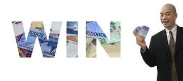 ręka pieniężna Obrazy Stock