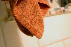 ręka ręcznik Zdjęcie Royalty Free