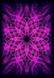 ręka rysująca kolorowa abstrakcjonistyczna ilustracja Zdjęcie Stock