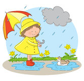 Wiosna sezon ilustracji