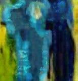 Ręka rysunek w nafcianej abstrakcji Grunge tekstury tło Rocznika projekta wzór kreatywnie tapeta Akwareli mieszana sztuka ilustracja wektor