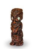 Ręka wykonująca ręcznie rzeźba nowy Zealand Fotografia Stock