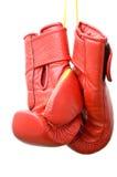 rękawice bokserskie Zdjęcia Royalty Free