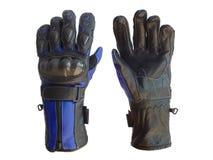 rękawiczek motocyklu target1246_0_ Zdjęcie Royalty Free