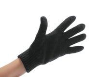 rękawiczkowa ręka Fotografia Royalty Free