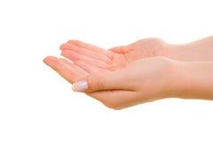 ręki łączyć wpólnie Zdjęcie Stock