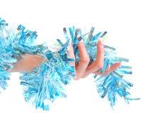 ręki żeński świecidełko Obraz Royalty Free