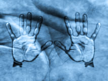 ręki Obraz Stock