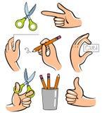 ręki Zdjęcie Stock