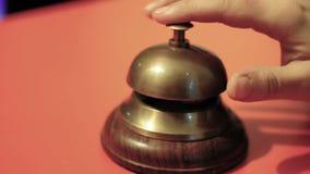 Ręki dzwonienia usługa dzwon zdjęcie wideo
