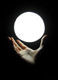 ręki magia Zdjęcie Royalty Free